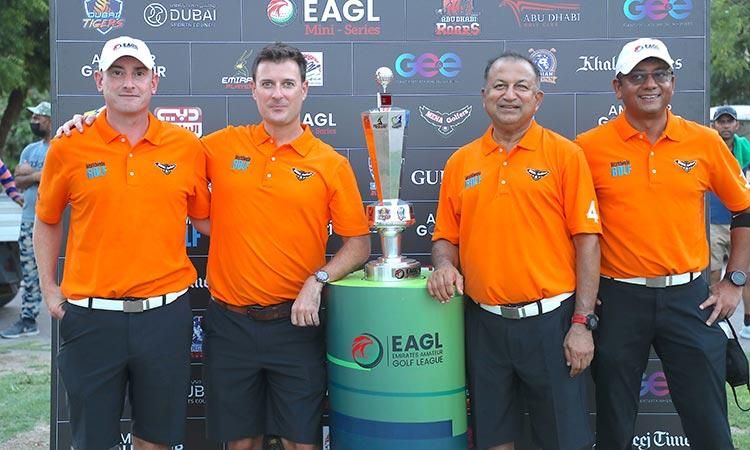 Shiv Kapur heaps praise on Emirates Amateur Golf League's Mini Series
