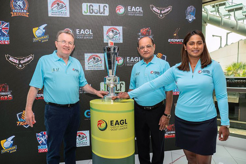 EAGL Mini-Series: A giant leap for corporate golf in UAE
